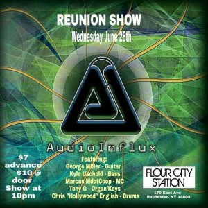Audio InFlux Reunion 2019